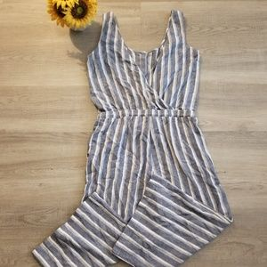 NWOT Cloth & Stone Striped Jumpsuit